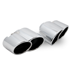 Porsche 911 996 Carrera Twin Tailpipes
