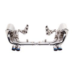 Porsche 911 997.2 Carrera Full Stainless Steel Valved Exhaust