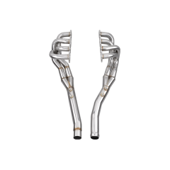 Mercedes-Benz SLS AMG Equal Length Performance Manifolds with Sports Cat