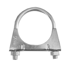 54mm Aluminised Exhaust Clamp