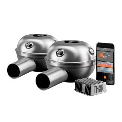Thor Electronic Exhaust System Twin Speaker