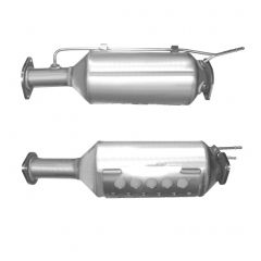 SiC DPF for Ford, Volvo -  Euro 4