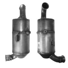 Approved Diesel Cat & DPF for Citroen, Mini, Peugeot -  Euro 4