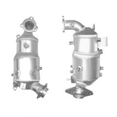 Approved Diesel Cat & DPF for Toyota -  Euro 4