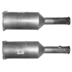 SiC DPF for Peugeot -  Euro 4