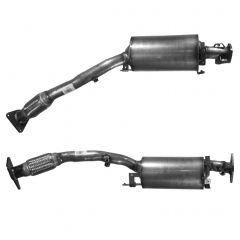 SiC DPF for Nissan, Renault -  Euro 4