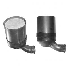 SiC DPF for Citroen, Mini, Peugeot -  Euro 4