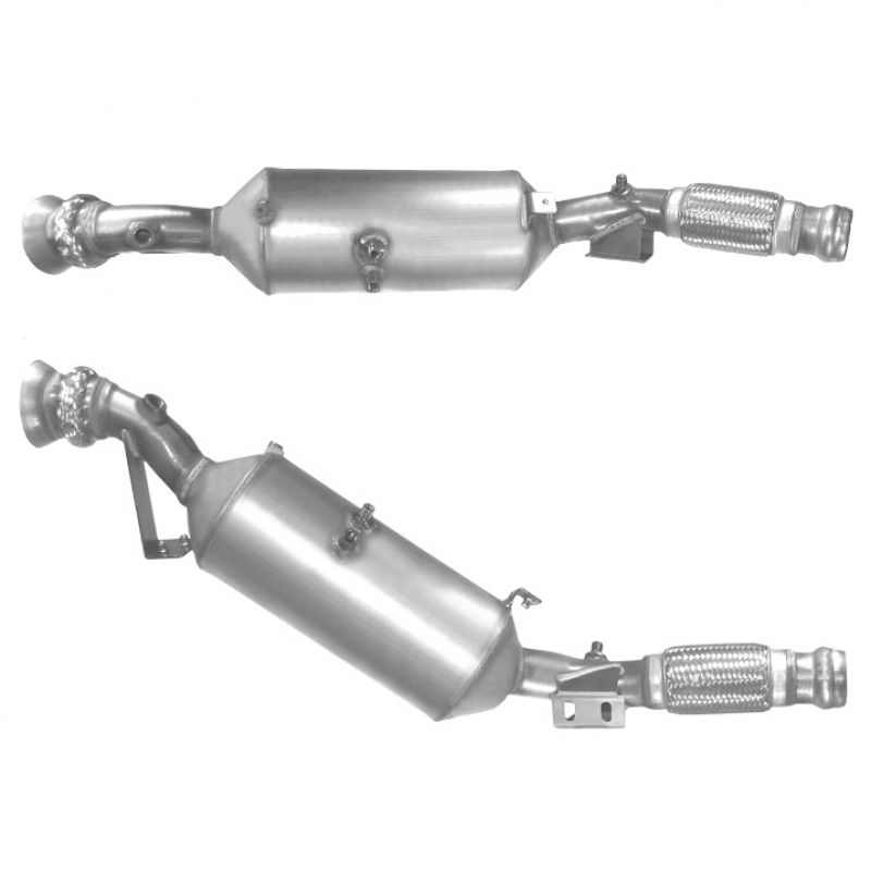 Approved Diesel Cat & DPF for Mercedes-Benz - Euro 4