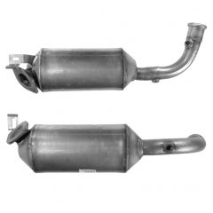 SiC DPF for Nissan, Renault, Vauxhall -  Euro 4