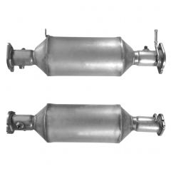 SiC DPF for Ford, Jaguar -  Euro 4