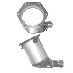 SiC DPF for Mercedes-Benz -  Euro 4