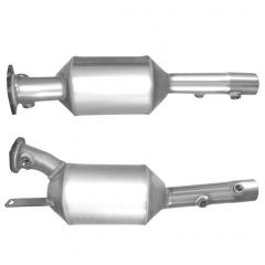SiC DPF for Renault -  Euro 4