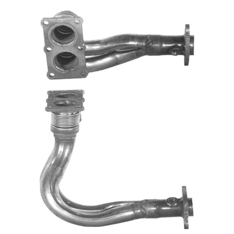 FITTIING KIT FK70037B FOR EXHAUST FRONT PIPE  BM70037