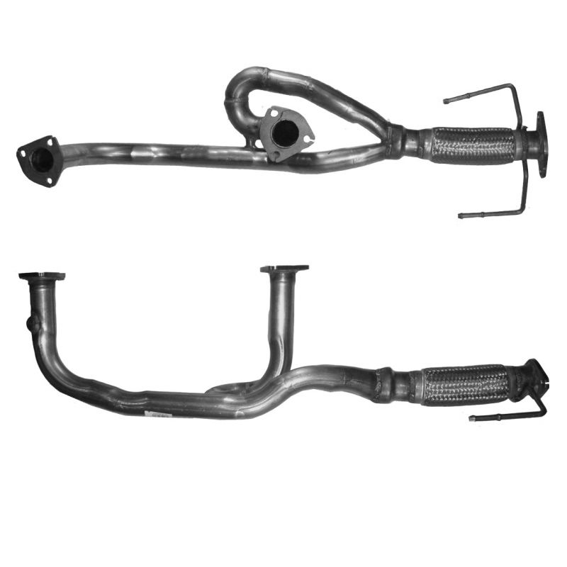 front pipe to fit ford probe  mazda 626  mazda mx6