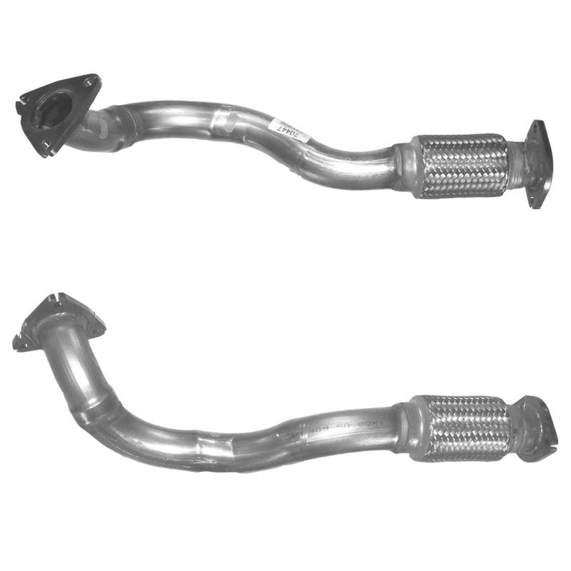 Spider Pipe Fittings : Front pipe to fit alfa romeo gtv