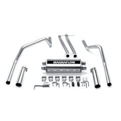 Exhaust System For CHEVROLET, GMC