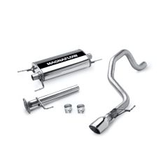 Exhaust System For TOYOTA