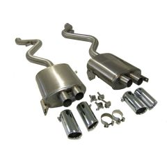 BMW M3 V8 E90/E92/E93 Cat Back Exhaust
