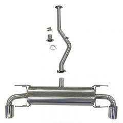 Mazda RX8 Performance Cat Back Exhaust