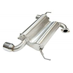 Nissan 350Z Rear Section Stainless Tips