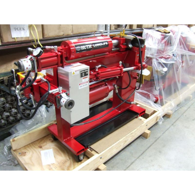 sc 1 st  Topgear USA & Huth SS-300 Heavy Duty Exhaust Pipe Bending Machine