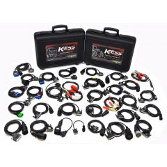 Kess V2 Complete set of Truck and Agricultural Cables