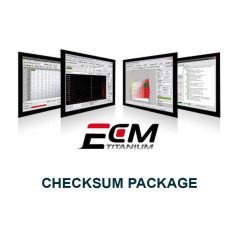 ECM Titanium - Checksum Package