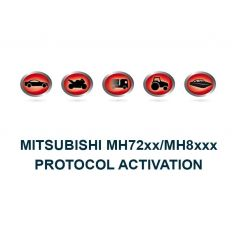 K-Tag Master Bootloader Mitsubishi MH72xx-MH8xxx Protocol Activation