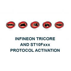 K-Tag Master Bootloader Infineon Tricore Bootloader ST10Fxxx Protocol Activation