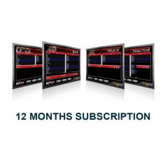 K-Tag Slave 12 Months Subscriptions