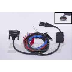 NewGenius FCA (Fiat-Chrysler group): 3 pin diagnostic connector
