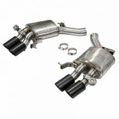 BMW M6 F12/F13 V8 Valvetronic Exhaust Silencers with Carbon Tails