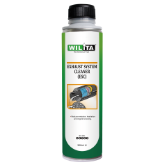 Exhaust System Cleaner (ESC)