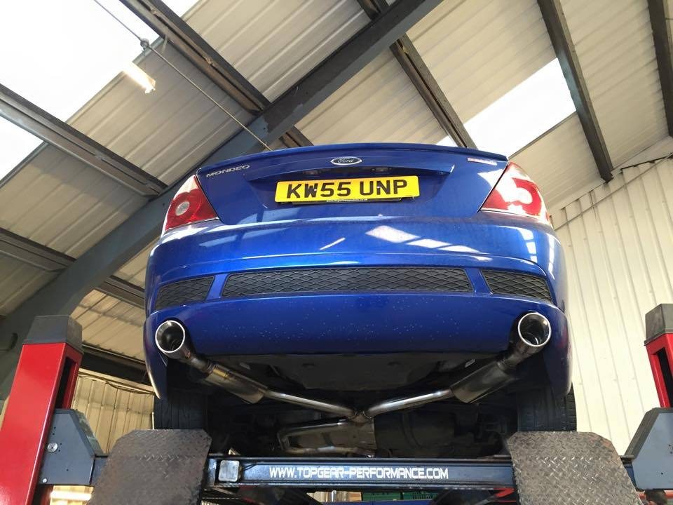 Full Stainless Steel Exhaust Hull Custom Exhaust Systems Hull Ecu Engine Remapping Hull